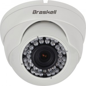 Câmera Externa Dome Digital AHD 2.0MP