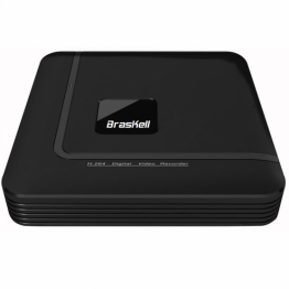 DVR STAND ALONE 8 CANAIS MULT HD